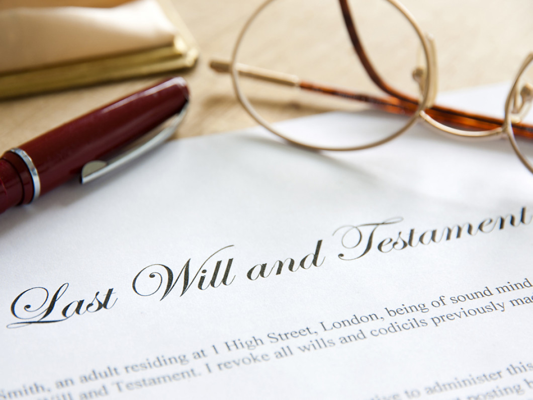Estate planning means more than writing a will